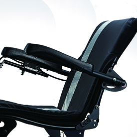 Ergo Nimble elektrisk rullestol