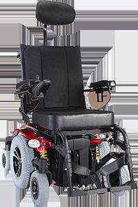 Morgan elektrisk rullestol