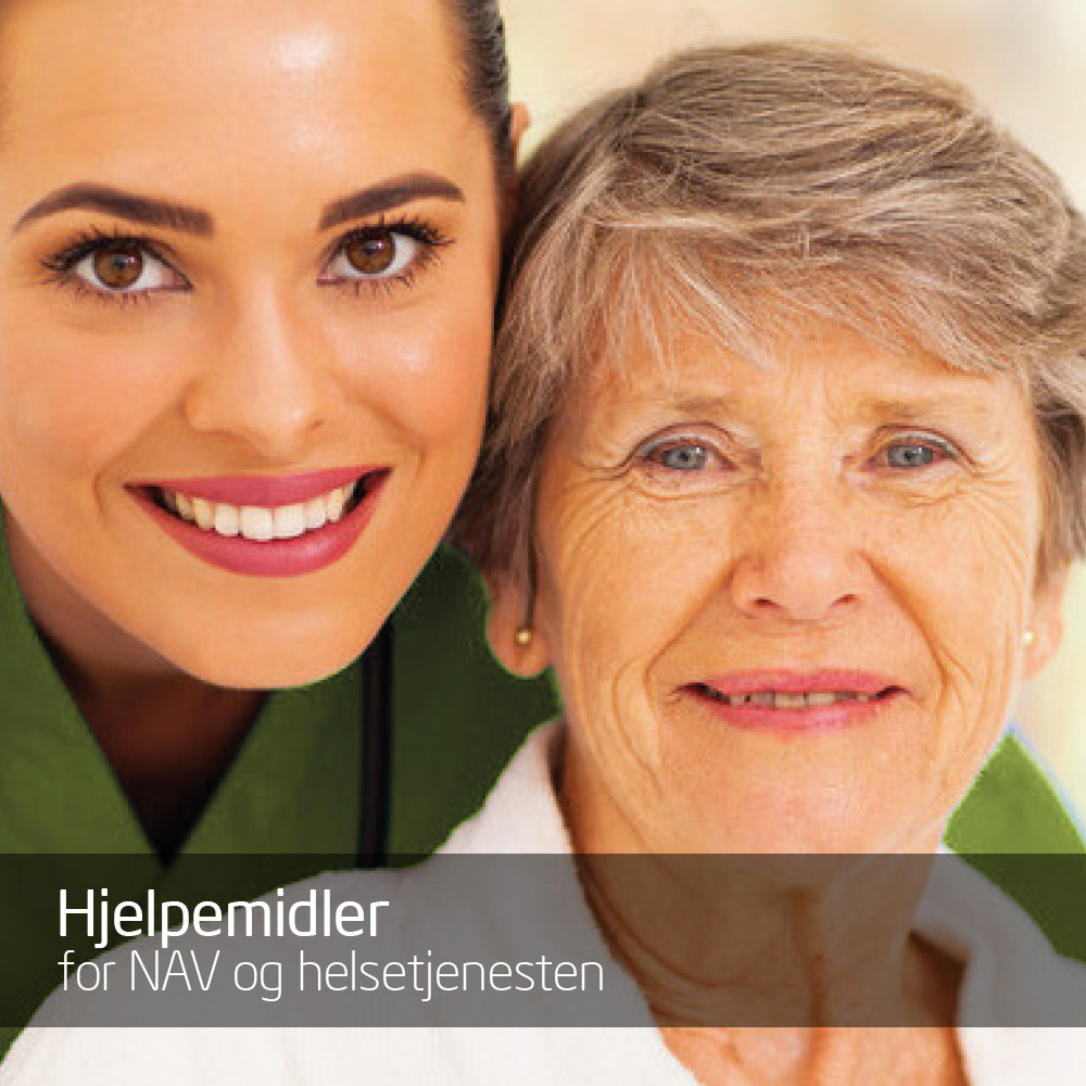 Hjelpemidler for NAV og helsetjenesten